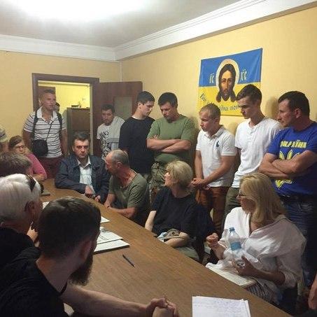 ОУНівці вирішили не пропускати до Києва ходу Московського патріархату