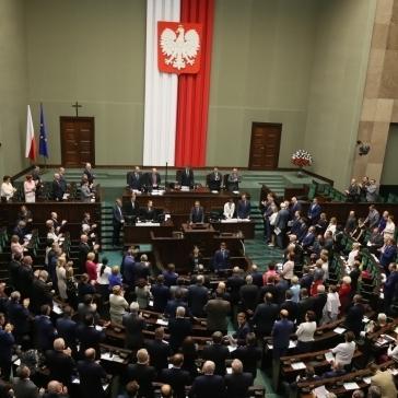 Сейм Польщі прийняв ухвалу про вшанування жертв трагедії на Волині