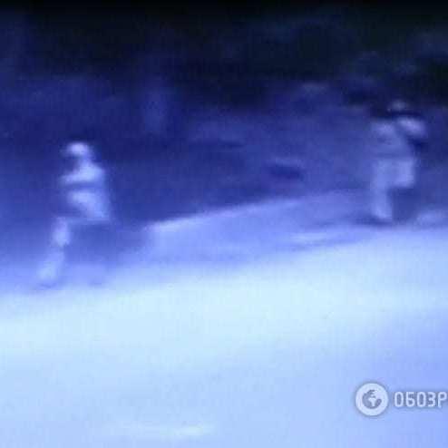 Вибухівку під автомобіль Шеремета заклала жінка (відео)