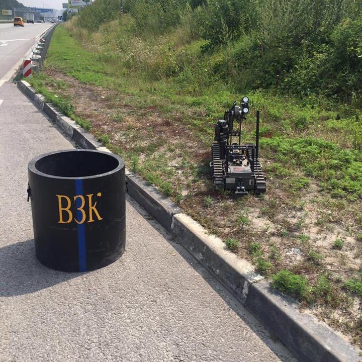 На маршруті слідування Хресної ходи виявлені закладки вибухових пристроїв - Геращенко