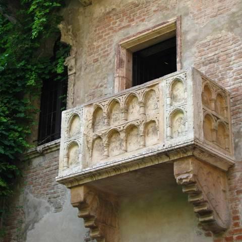 У Вероні балкон Джульєтти відкривається для одностатевих пар