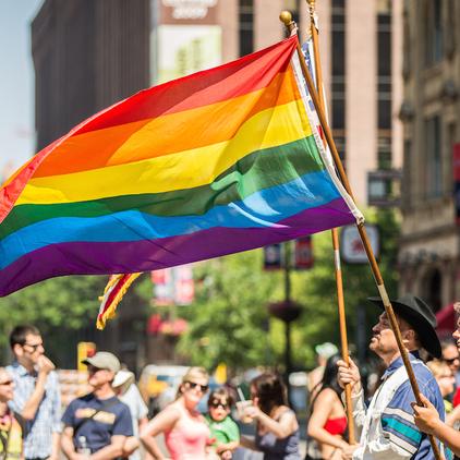 ЛГБТ-спільнота хоче провести в Одесі вуличну ходу