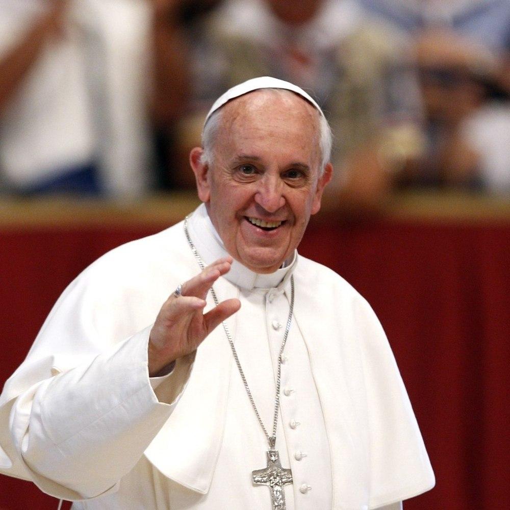 Папа Римський сказав, кого він вважає найкращим футболістом в історії