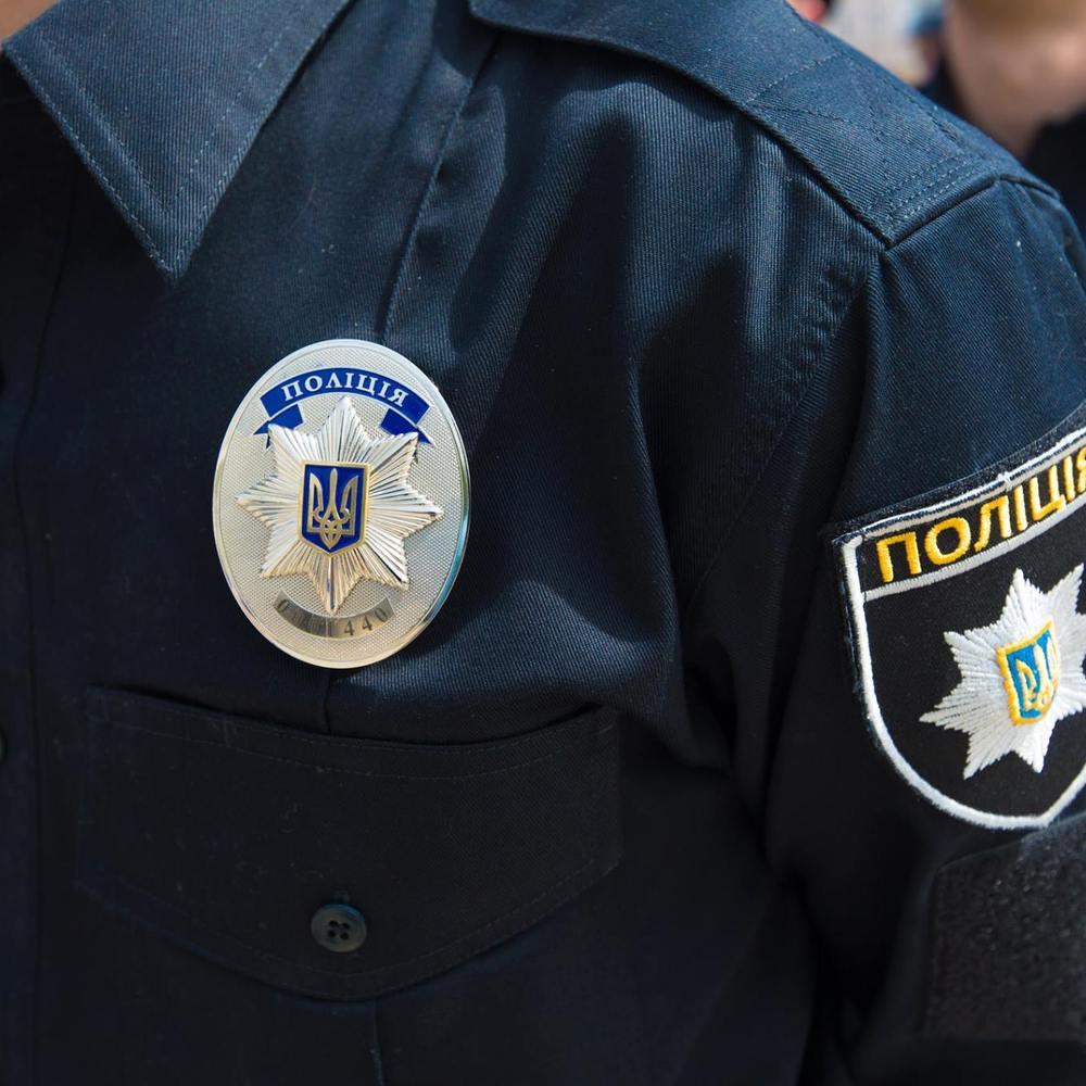 У Києві під час затримання злочинця постраждав поліцейський