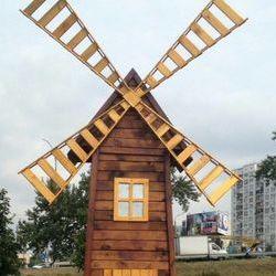 Зеленбудівці встановили новий арт-об'єкт у рамках проекту «7 чудес світу» (відео)