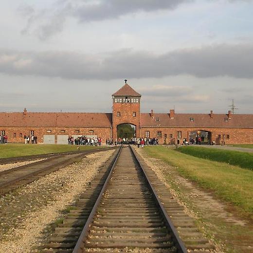 Двох португальців засудили за спробу написати свої імена на воротах Освенціму
