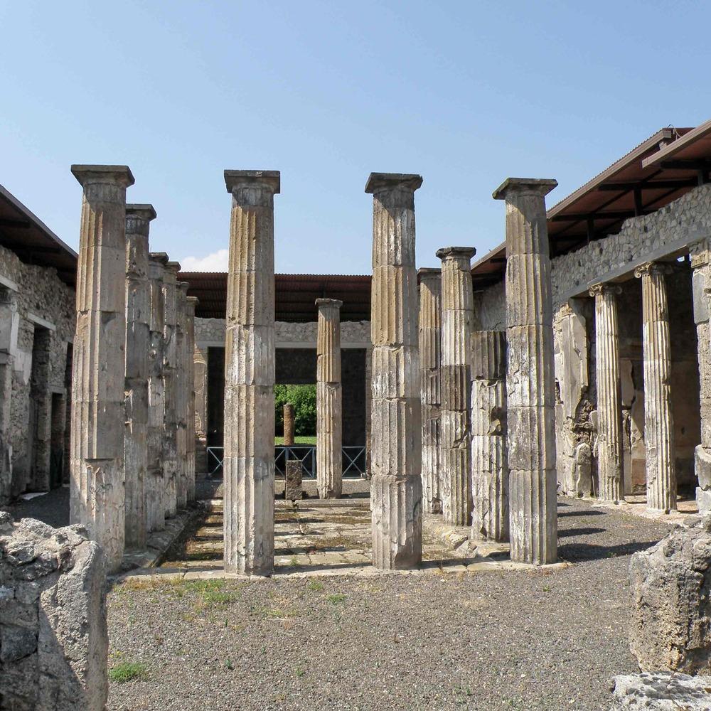 У Помпеях археологи відродили інтер'єр стародавніх будинків (фото)