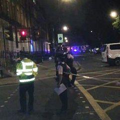 Напад у Лондоні: одна людина загинула, п'ятеро поранені