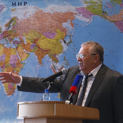 Жириновський запропонував  проводити всі літні Олімпіади в Греції