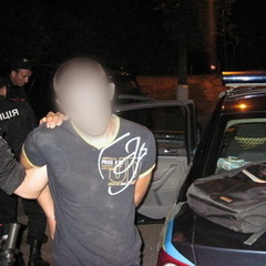 У Голосіївському районі крадія впіймали через годину після злочину