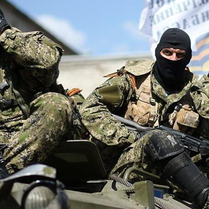 Бойовики застрелили кадрового офіцера ЗС РФ