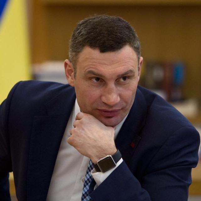 Кличко хоче, щоб у Києві було оглядове колесо, «як у Лондоні»
