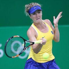 На Олімпіаді українка подолала найсильнішу тенісистку світу