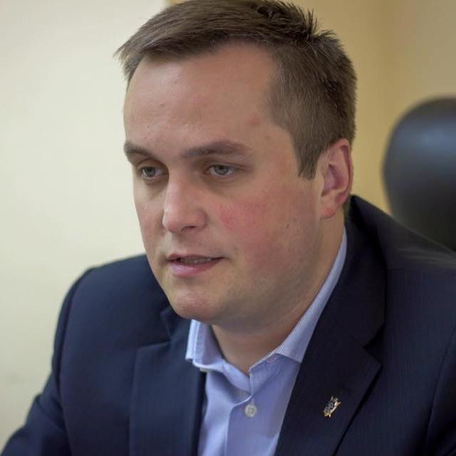 Холодницький опублікував фото банки, в якій викритий на хабарі суддя Чаус зберігав гроші