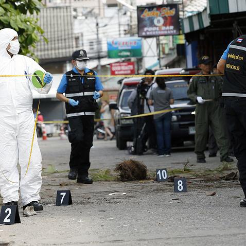 У Таїланді на території шести провінцій зафіксовано не менше 14 вибухів за добу