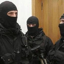 В офісі Державної прикордонної служби проходять обшуки