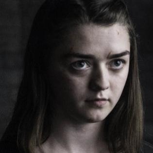 Виконавиця ролі Ар'ї Старк поділилася своїми враженнями від сценарію нового сезону «Гри престолів»