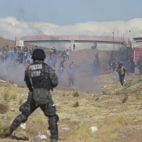 У Болівії вбито заступника міністра внутрішніх справ, викраденого протестуючими шахтарями