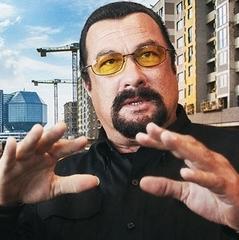 Стівен Сігал купує житло в Білорусі