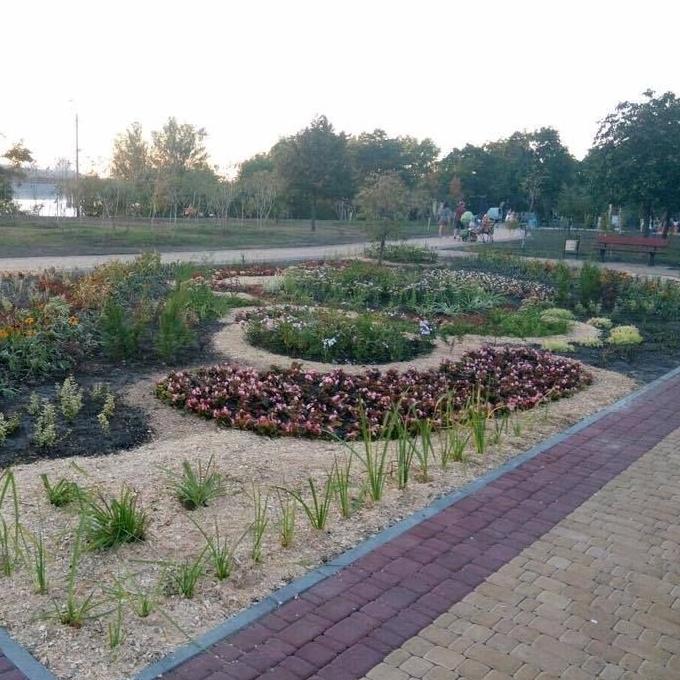 У Києві відкрито оновлений парк