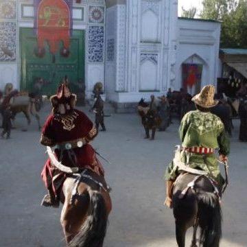У Казахстані створюють масштабний серіал про створення Казахського ханства (відео)