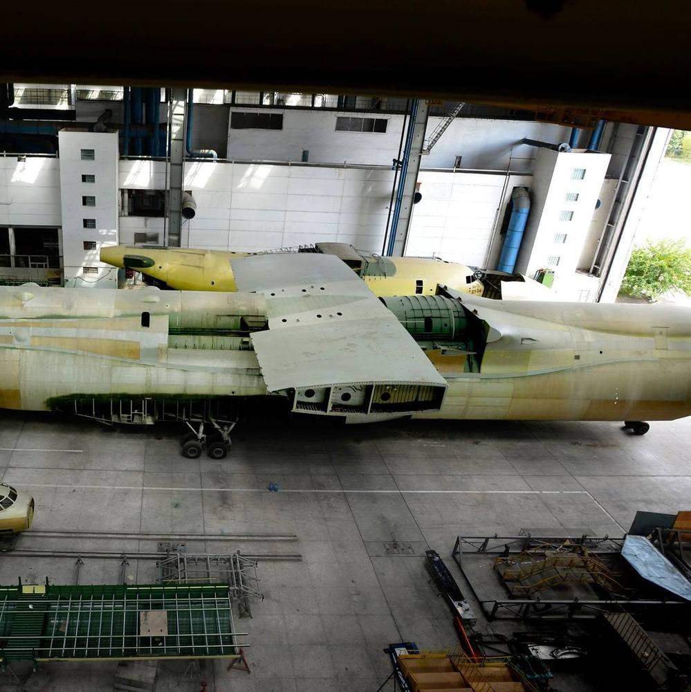 У ДП «Антонов» прокоментували інформацію про продаж прав на літак «Мрія» китайцям