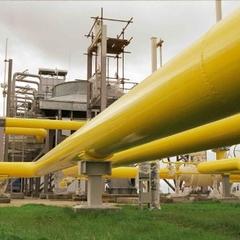 Україна з початку року збільшила транзит російського газу