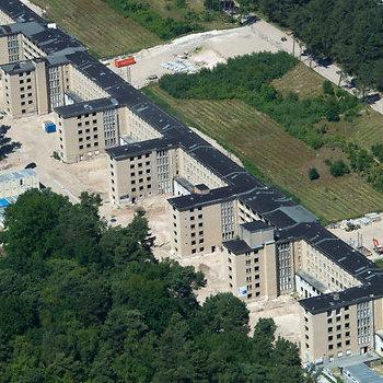Покинутий санаторій Третього рейху стане елітним курортом