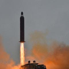 КНДР провела пуск трьох балістичних ракет
