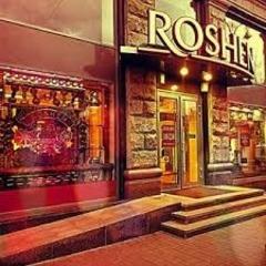 Усі київські магазини Roshen «замінували»