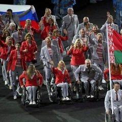 МПК проведе розслідування інциденту з російським прапором на Паралімпіаді