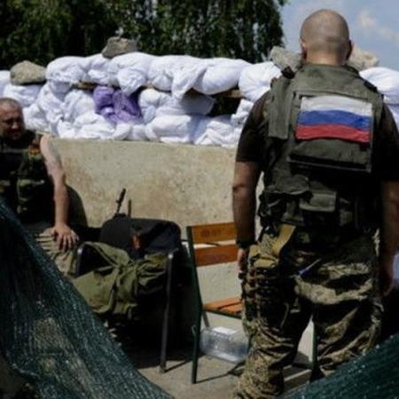 На Донбасі російські військові підірвалися на власній міні