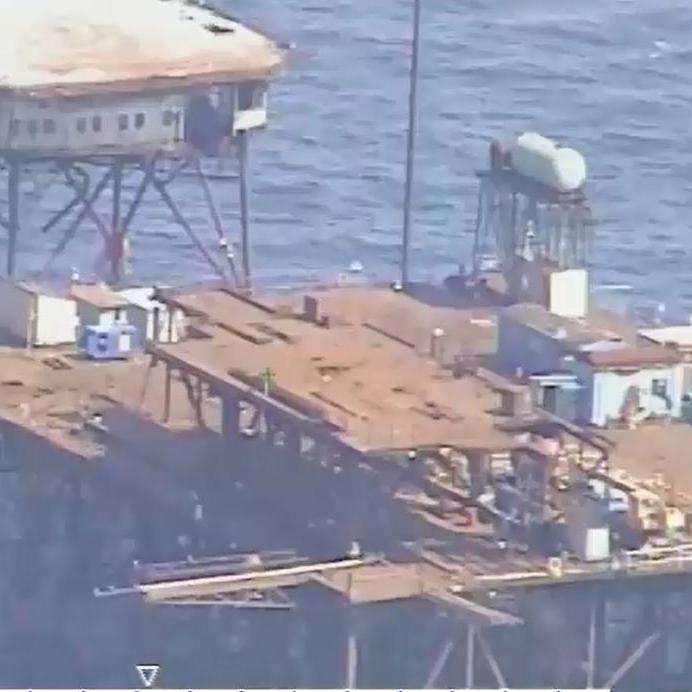Держприкордонслужба опублікувала докази російської агресії в морській зоні України (ВІДЕО)