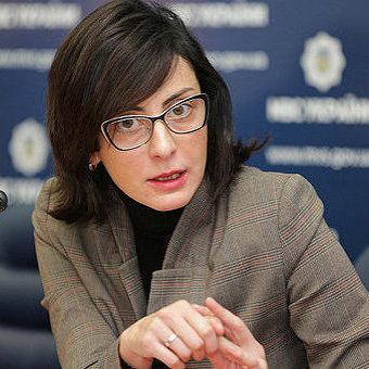 Деканоідзе заявила, що в Україні багато охоронних фірм займаються рейдерством