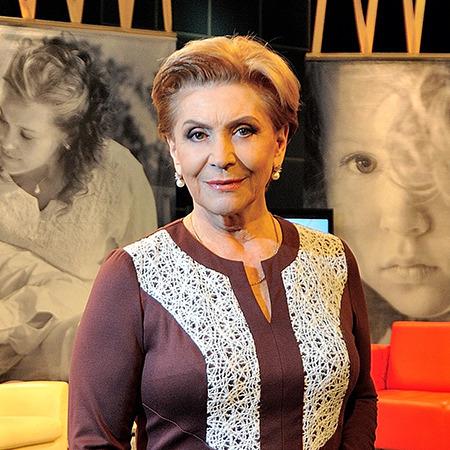 Відома телеведуча Тетяна Цимбал святкує ювілей