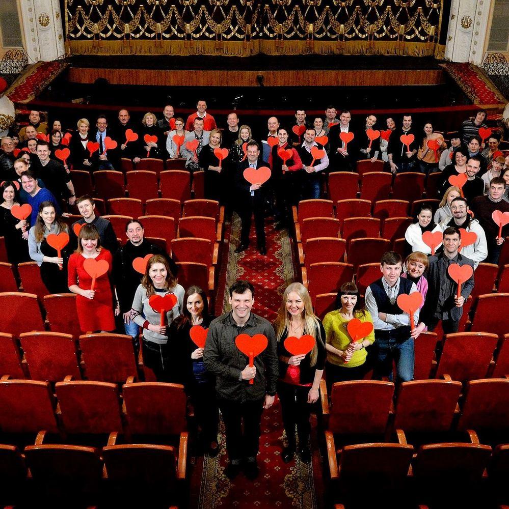 Київський театр оперети запрошує на відкриття 82-го театрального сезону