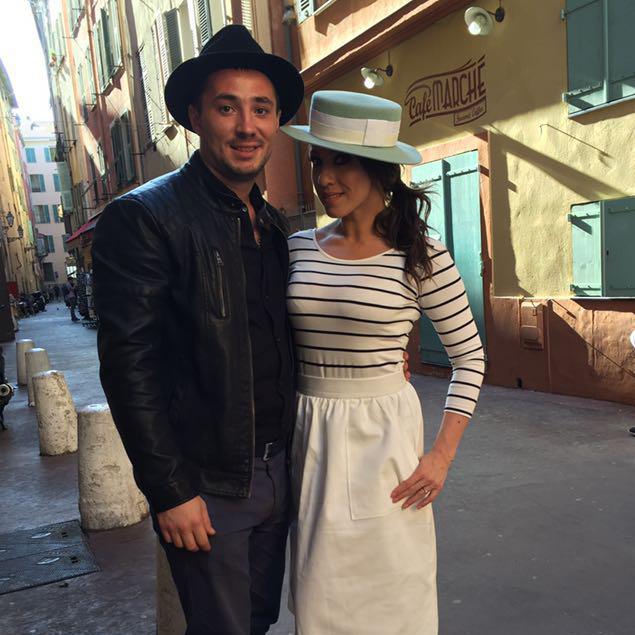 Наталка Карпа розповіла про свою шлюбну сукню