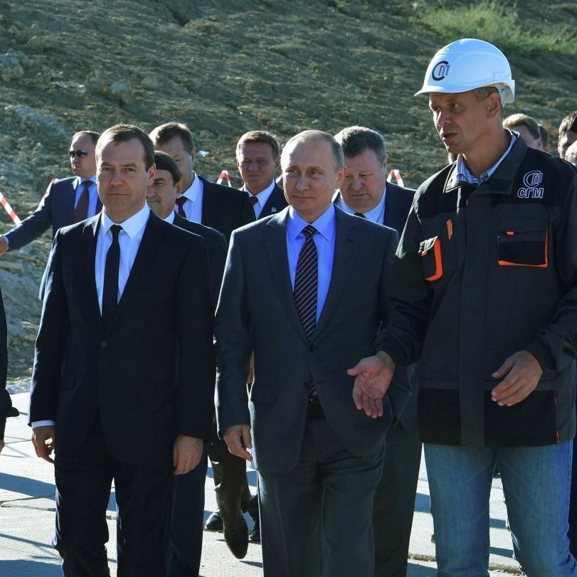 Чубаров розповів, для чого Путін відвідав Крим