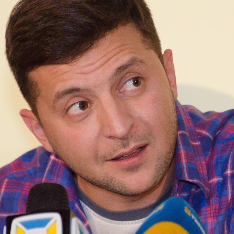 Зеленський стверджує, що Лещенко винен «могорич» студії «Квартал 95»