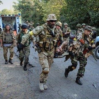 Із України депортували грузинського добровольця, що воював за неї на Донбасі