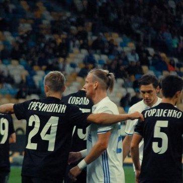 Як це було. Відео гола «Динамо» – «Зоря».