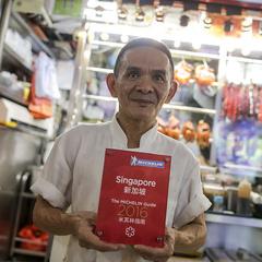 Сінгапурський кухар продає секрет свого соусу для курки з рисом за 1,4 млн доларів