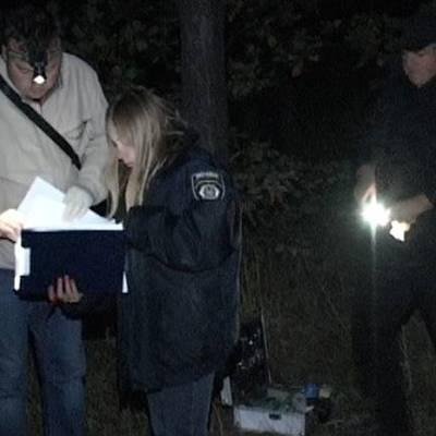 На Троєщині в лісосмузі вбито киянина