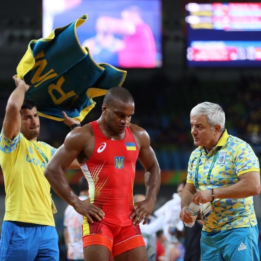 Німеччина відмовила у візі олімпійському призеру Жану Беленюку
