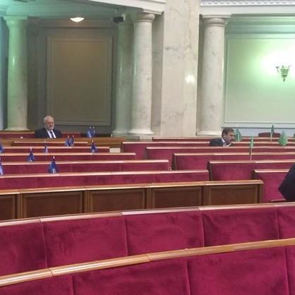 «Голос України» вперше опублікував список депутатів-прогульників