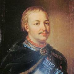 В цей день у 1709 році помер гетьман Іван  Мазепа