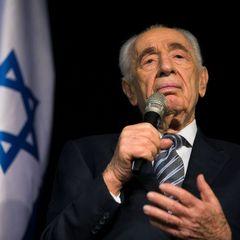 Помер екс-президент Ізраїлю і лауреат Нобелівської премії миру Шимон Перес