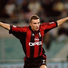 Андрій Шевченко згадав, як колись тягнув полсумки сала для гравців «Мілану»