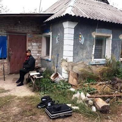 На Київщині молодики підпалили пенсіонерку, щоб дізнатися, де вона ховає гроші