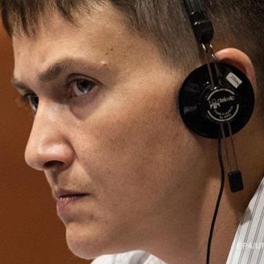 Надія Савченко закликала вигнати Росію з ООН і ПАРЄ